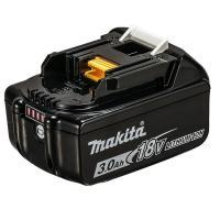 マキタ純正18V3Aリチウムバッテリー。セットばらし品となります。 マキタの18V製品に利用できます...