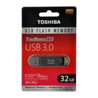 東芝製・USB3.0対応フラッシュメモリ32GB・R=70MB/ /型番:USB V3SZK-032...