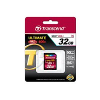 SDHC TS32GSDHC10U1(32GB・高速転送CLASS10・高速書込90MB/s・Ful...