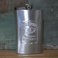 アメリカのテネシーウイスキーの代表的な銘柄、Jack Daniel's(ジャックダニエル)のスキット...