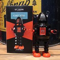 1956年製作のアメリカの先進的映画、禁断の惑星に登場するロボットの始祖ともいえるロビー・ザ・ロボッ...