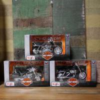 低価格で高品質なMaisto(マイスト)のハーレーダビッドソンの1/18サイズのバイクインテリアです...
