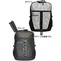 スリクソン【SRIXON】角型バックパック(ラケット2本収納可能) 品番:SPC-2911