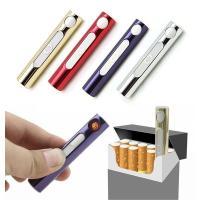 スティック型デンシライター スティック型デザインで煙草の箱の中にも収納可能!!  1回の充電でタバコ...