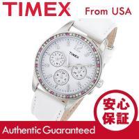 ブランド名:TIMEX (タイメックス) / 商品名:T2P385 クリスタル マルチファンクション...
