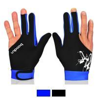 ビリヤード グローブ 3本指 手袋 ユニセックス