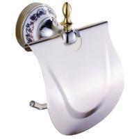 トイレットペーパー ホルダー シルバー おしゃれ アンティーク ペーパー ホルダー カバー アイアン トイレ 収納 インテリア
