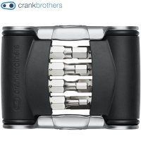 CRANK BROTHERS(クランクブラザーズ)B-8 ツール 携帯工具 フレーム:ステンレス ビ...