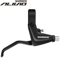 SHIMANO(シマノ)ALIVIO BL-T4000 2フィンガーブレーキレバー ブラック (左右...