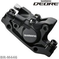 SHIMANO(シマノ)BR-M446  DEORE(デオーレ) ディスクブレーキ (前後兼用/ブラ...