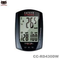 CAT EYE(キャットアイ) CC-RD430DW ストラーダデジタルワイヤレス ■心拍数とケイデ...