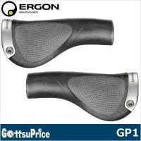 ERGON(エルゴン)GP1 ロング/ロング BLK/GRY グリップ  パフォーマンス コンフォー...
