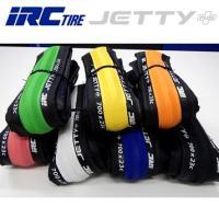 【在庫あり】IRC(アイアールシー)JETTY+ ジェッティプラス 700×23c タイヤの剛性を高...