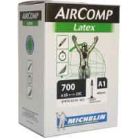【在庫あり】MICHELIN(ミシュラン)ラテックス AIRCOMP A1 700X18/20C 仏...