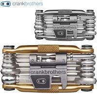 CRANK BROTHERS(クランクブラザーズ)マルチ 17 携帯工具 フレーム:6061-T6ア...