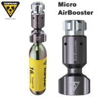 TOPEAK(トピーク)マイクロ エアーブースター CO2インフレーター PPM08500/TMB-...
