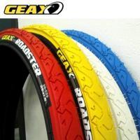 【在庫あり】GEAX(ジアックス) ロードスター ワイヤーピード  26x1.5 タイヤ モーターサ...