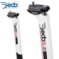 DEDA(デダ)RSX 02 WHT 350mm シートポスト  2ボルトタイプ、フラットトップデザ...