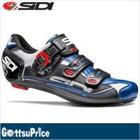 SIDI シディ ジェニウス7 ロードサイクルシューズ ホワイト/ブルー  ベストセラーモデル GE...