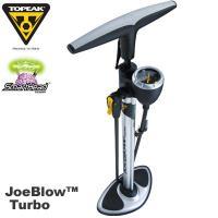 TOPEAK(トピーク) ジョーブロー ターボ (フロアポンプ) PPF04700/TJB-TBO ...