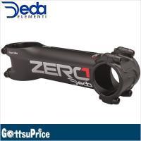 DEDA デダ ゼロ1 ステム 31.8mm (17) ブラック  エアロデザインを取り入れ、コスト...