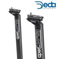 【在庫あり】DEDA(デダ)RSX 01 BLK MAT 350mm シートポスト 精密な角度調整が...