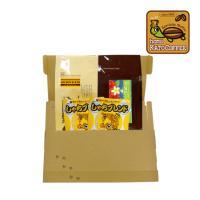 【ネコポス専用】加藤珈琲店のコーヒーがさらに低単価でお手軽に楽しめます!大人気のゴールデンブレンドと...