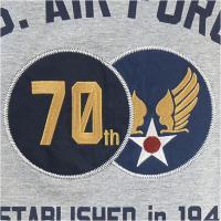【国内正規品】AVIREX アビレックス アメリカ空軍70周年記念 サーモライト Tシャツ U.S.A.F. 70th ANNIVERSARY L/S THERMOLITE T 6173437-16 長袖