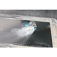 インタークーラーに水を噴霧し吸気温度を下げることで、吸入空気の密度が高まり、結果として  ガソリンが...