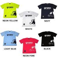 gramoの大人気パンダプラシャツ「FAST2」☆  デザイン的にはシンプルですが、 左脇に入ったパ...