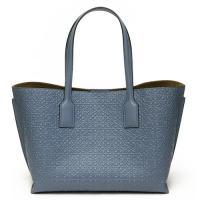 ロエベ LOEWE トートバッグ STONE BLUE ストーンブルー 「T Shopper Bag...