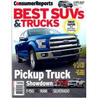 洋雑誌 Consumer Reports Special Best Suvs Trucks 2017 米国版 Crspsuv15 グリースショップ 通販 Yahoo ショッピング