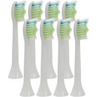 ■【HX6064 / HX6062】 フィリップス ソニッケアー対応 (8本セット) 電動歯ブラシ用...