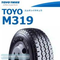 TOYO TIRES/トーヨータイヤ M319 650R16 12PR チューブタイプ バン/トラッ...
