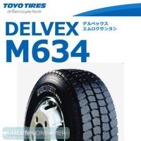 TOYO TIRES/トーヨータイヤ DELVEX M634 195/75R15 109/107L ...