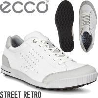 エコー メンズ ゴルフシューズ ストリート レトロ ECCO STREET RETRO GOLF M...