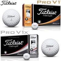 Titleist Golf ball NEW PRO V1 V1X タイトリスト ゴルフボール 新 ...