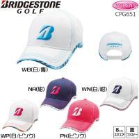ブリヂストンゴルフ BRIDGESTONE GOLF ゴルフウェア レディース プロ キャップ CP...