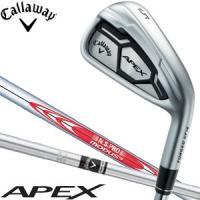 メンズ ゴルフクラブ Callaway APEX IRON N.S.PRO MODUS3 TOUR ...