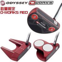 ODYSSEY O-WORKS Red PUTTER Super Stroke オデッセイ オーワー...