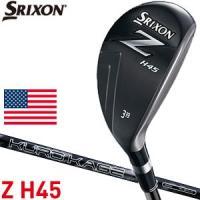 SRIXON Z H45 Utility HYBRID スリクソン ゼット エイチ45 ユーティリテ...