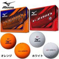 mizuno Golf Ball ミズノ ゴルフボール T-ZOID 12球入り 2013 1ダース...