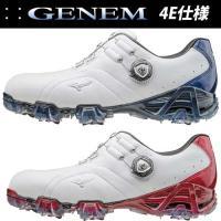 MIZUNO GENEM 006 BOA ミズノ ジェネム 006 ボア ゴルフシューズ 51GQ1...