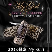 Scotty Cameron 2016 My Girl Limited Putter スコッティー ...