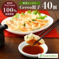 国産野菜を使ったヘルシー菜食餃子業務用 50個|greens-gc