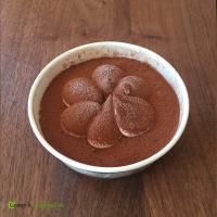 イタリアン・ベジタリアンティラミス 約2〜3人前(小)直径12cm 植物性スイーツ卵乳製品不使用 マクロビケーキ|greens-gc|06