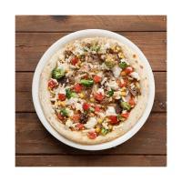 【終売】たっぷりポテトのカレーピザ 9インチ(約23センチ)ヴィーガン植物性ピザ|greens-gc|02