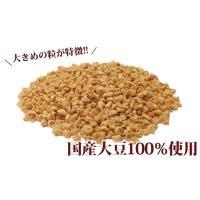 国産大豆ミートそぼろ 1kg 《国産大豆100%》送料無料|greens-gc|04