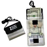 首から下げる簡易防水のサイフ。紙幣、硬貨、カードを分けて収納可能。  ◆品番 :BNW-9204 ◆...