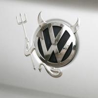 車イラストの専門店 Groovy - 車エンブレム用カスタム3Dステッカー/小悪魔デビル/かわいいユーモアデカール シール|Yahoo!ショッピング